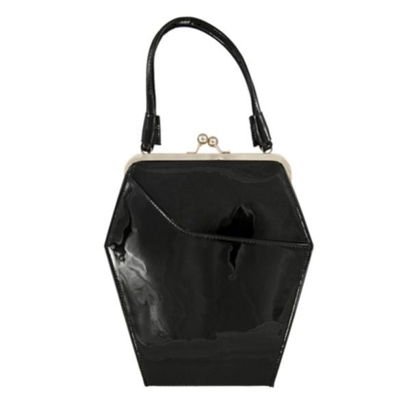 131186c6913c0 Tatyana Bags | Coffin Purse Pinup Rockabilly Goth | Poshmark